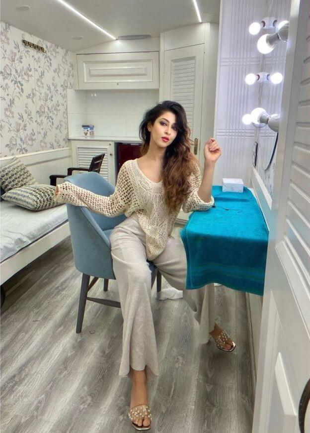 Sonarika Bhadoria Hot Selfie Photos
