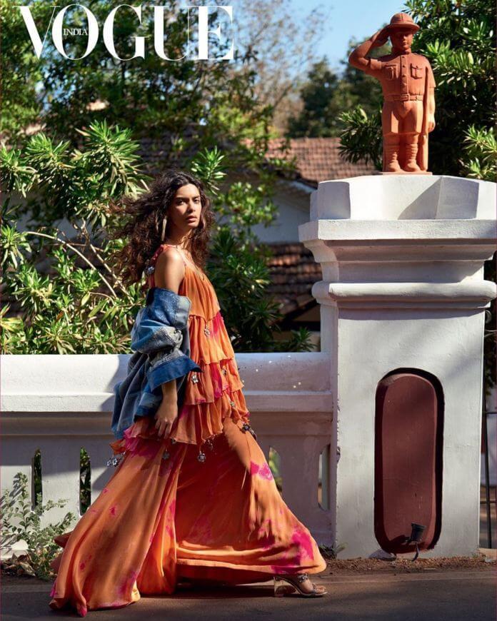 Diana Penty Vogue India Magazine Photos