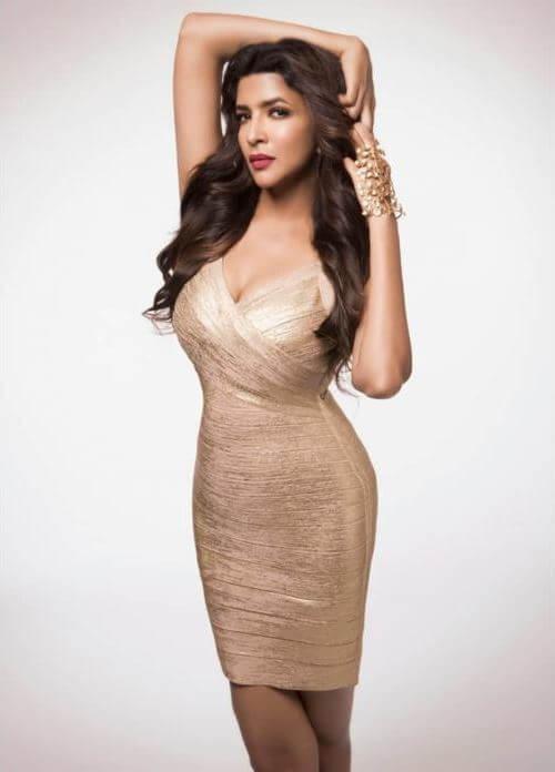 Lakshmi Bomb Movie Actress