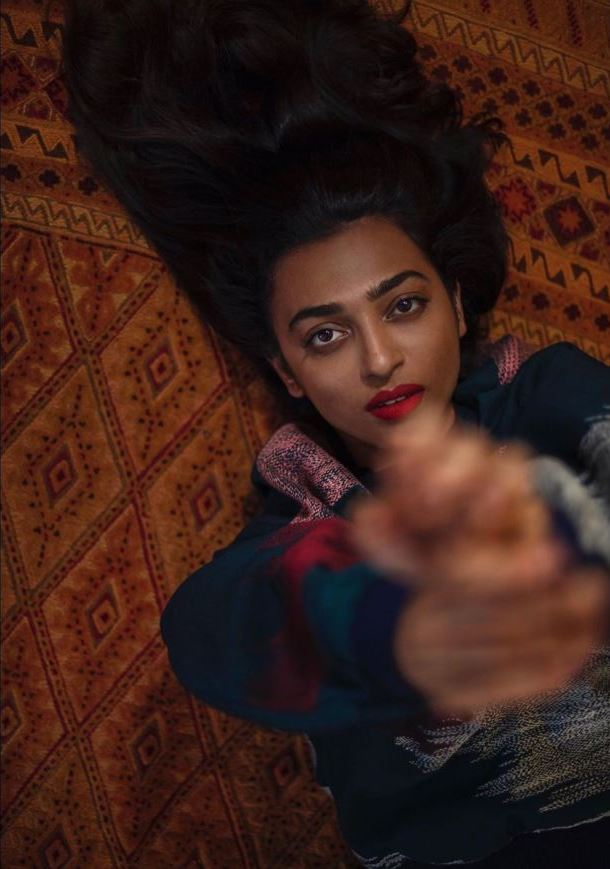 Radhika Apte Hot Photoshoot