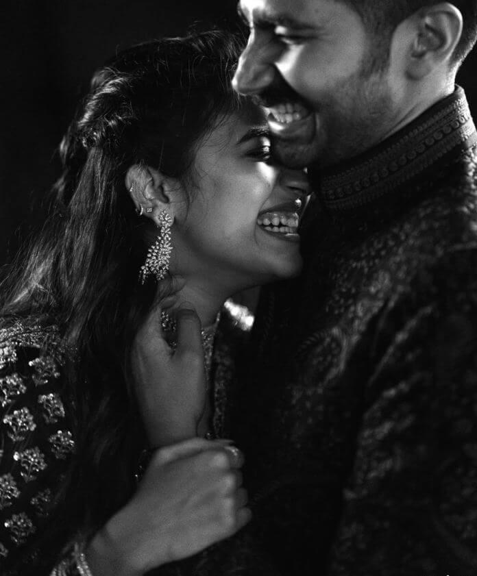 Niharika Konidela & Chaitanya Engagement Photos