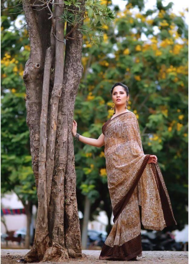 Anasuya Bharadwaj Hot Stills