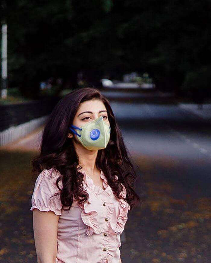 Pranitha Subhash Spotted