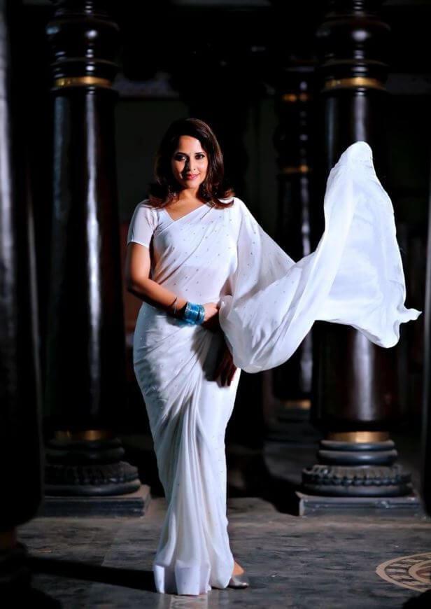 Hot Anchor Anasuya Bharadwaj