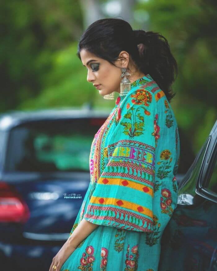 Actress Priyamani Hot