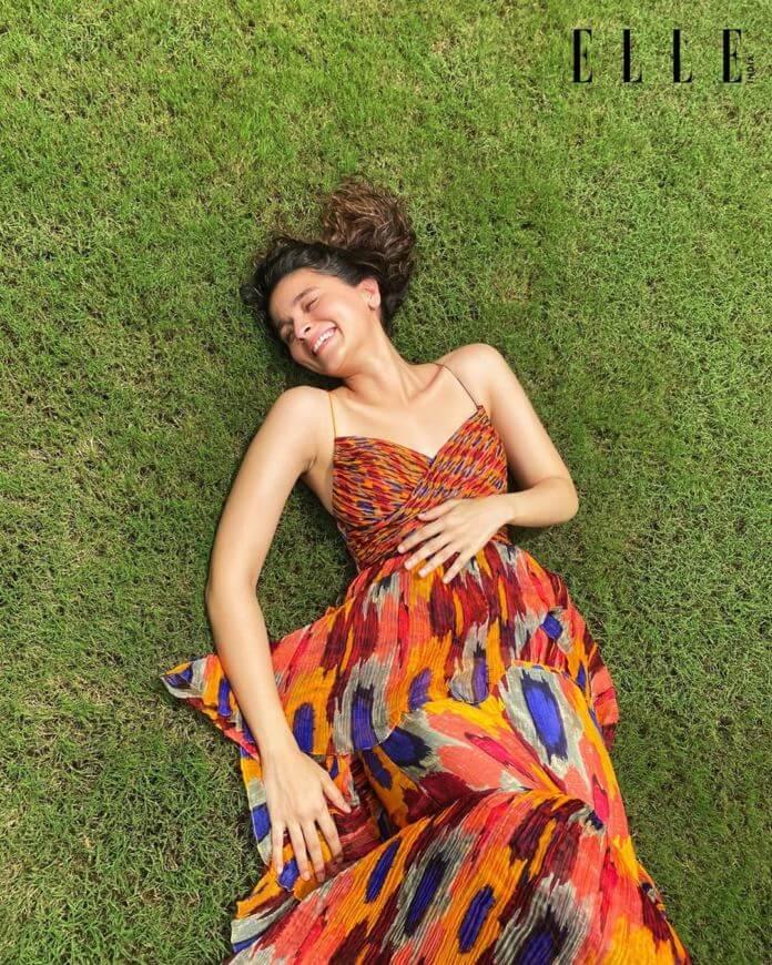 Alia Bhatt Sizzling Photos For Elle Magazine