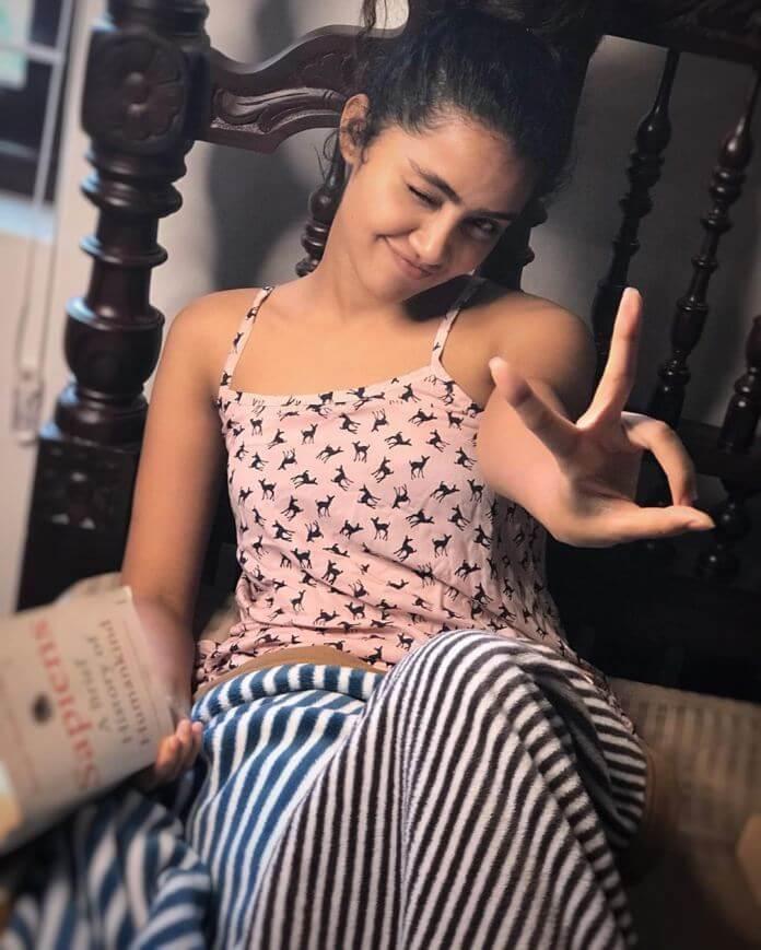 Anupama Parameswaran New