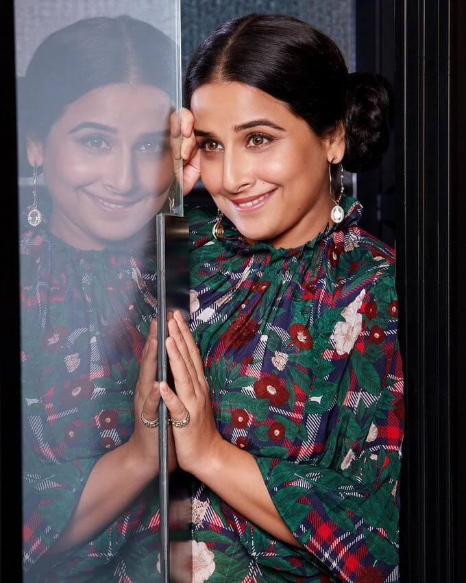 Bold Actress Vidya Balan