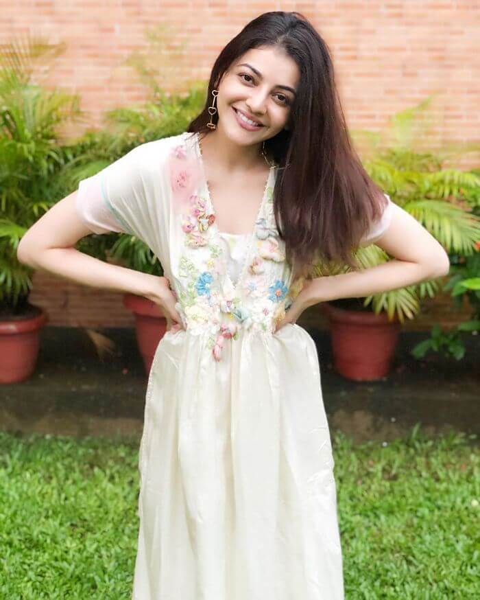 Kajal Agarwal Glamorous Look In Recent Photoshoot