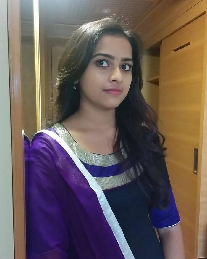 Sri Divya Cute Photos