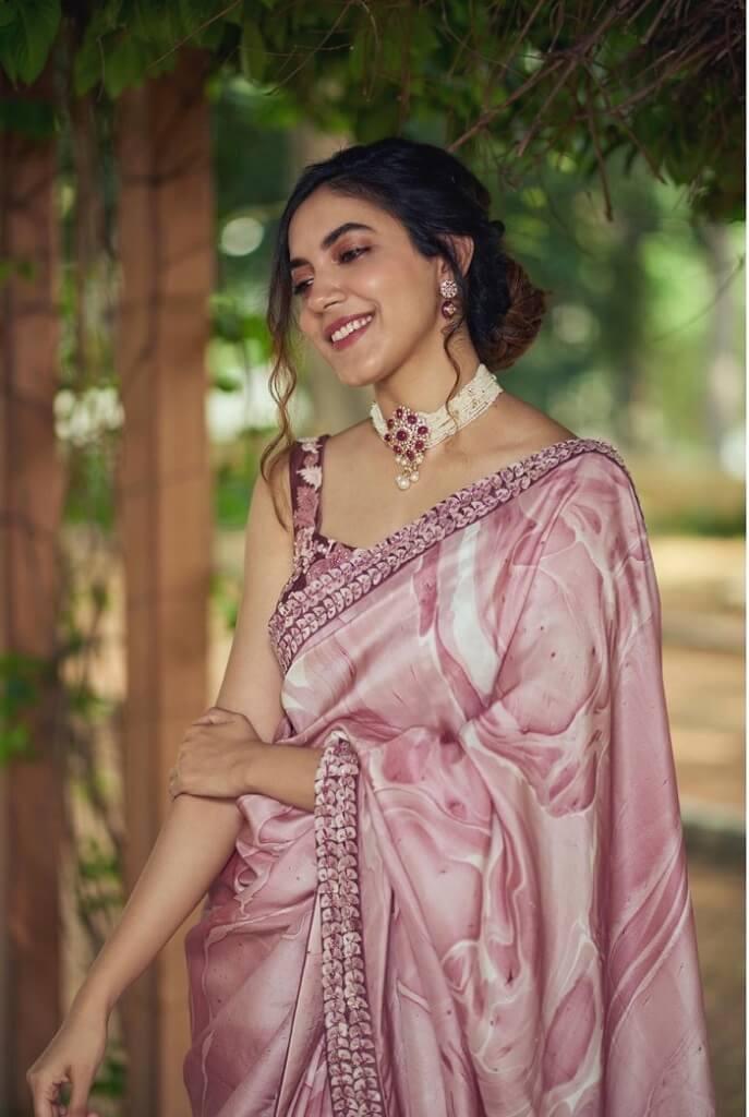 Ritu Varma Ethnic Looks