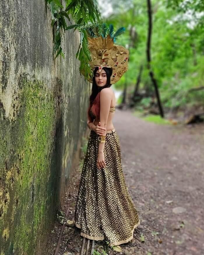 Adah Sharma In Stylish Dress