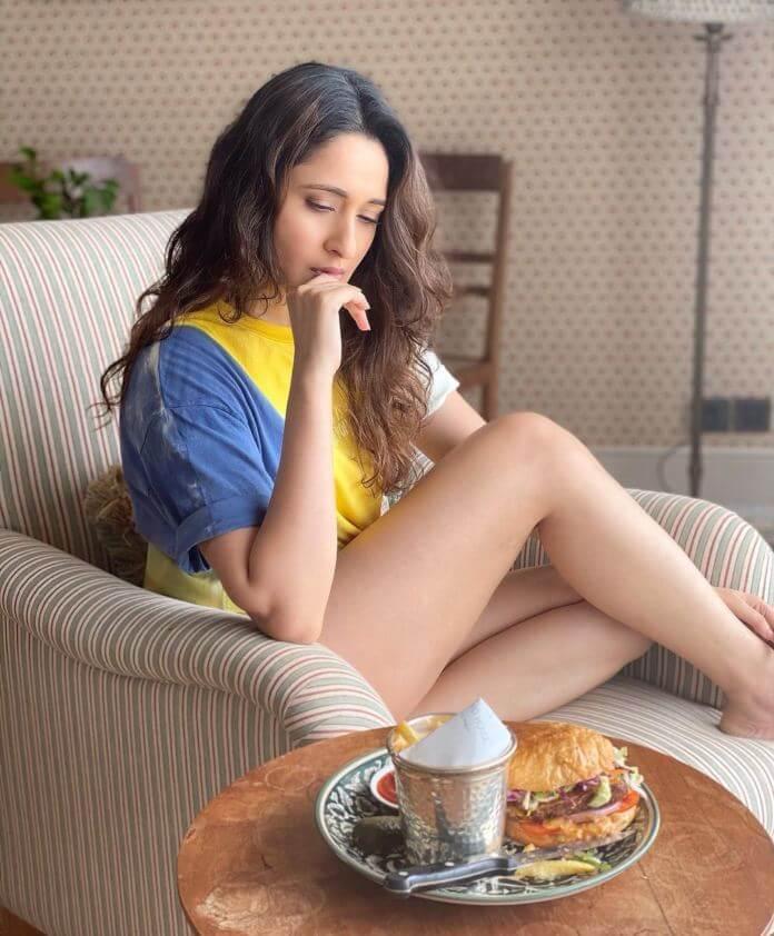 Kanche Movie Actress Pragya