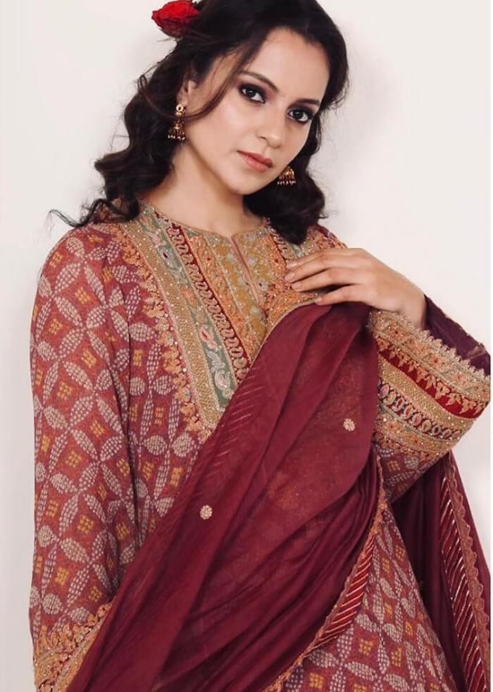 Thalaivi Movie Actress