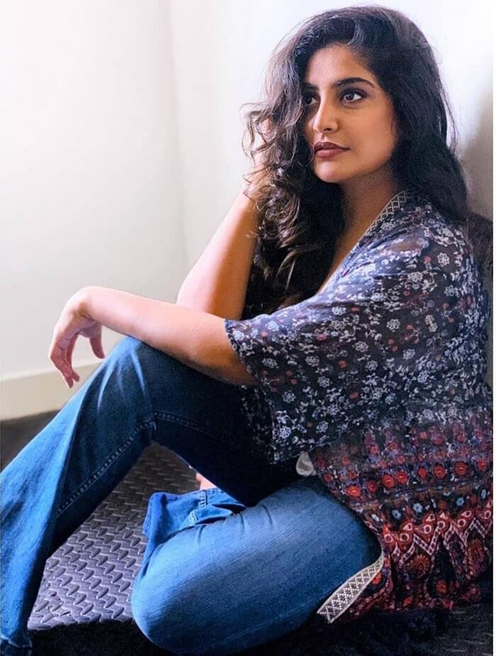 Manjima Mohan Photoshoot Stills