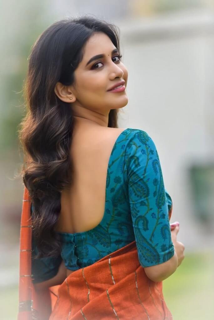 Nabha Natesh Photoshoot Pics