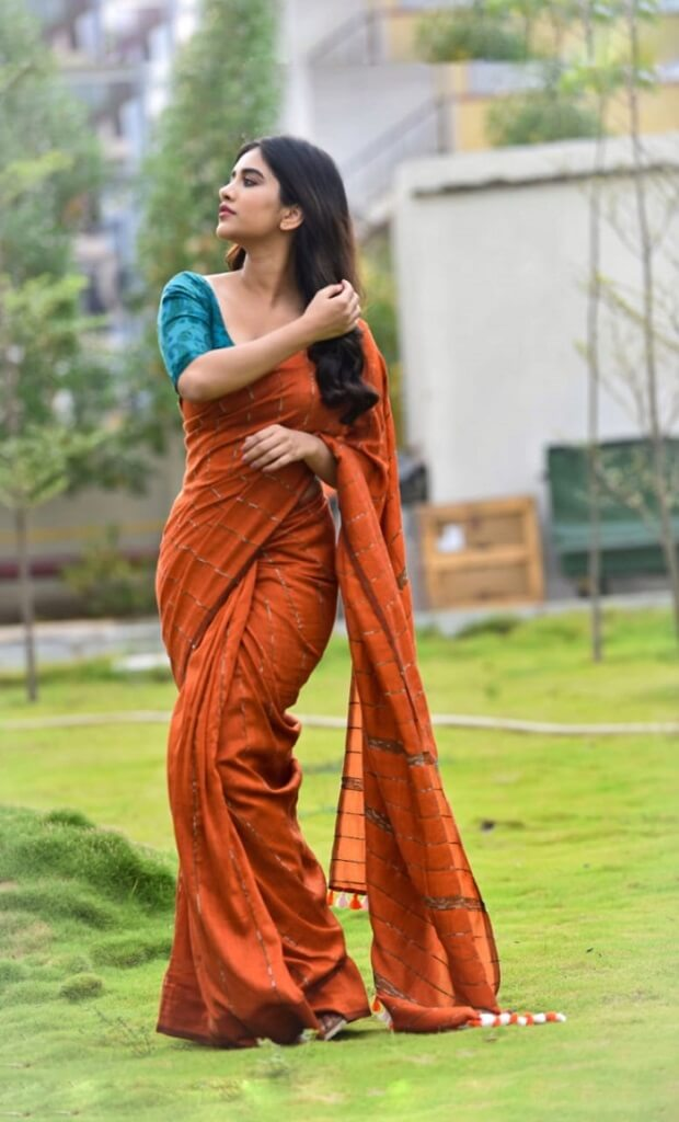 Disco Raja Movie Actress