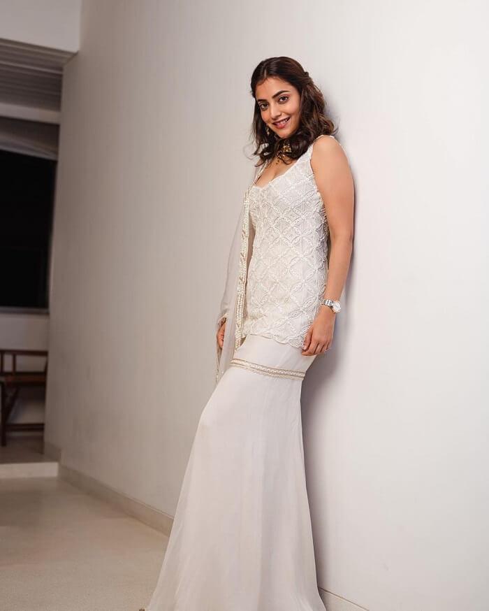 Nisha Agarwal Photos At Kajal Wedding