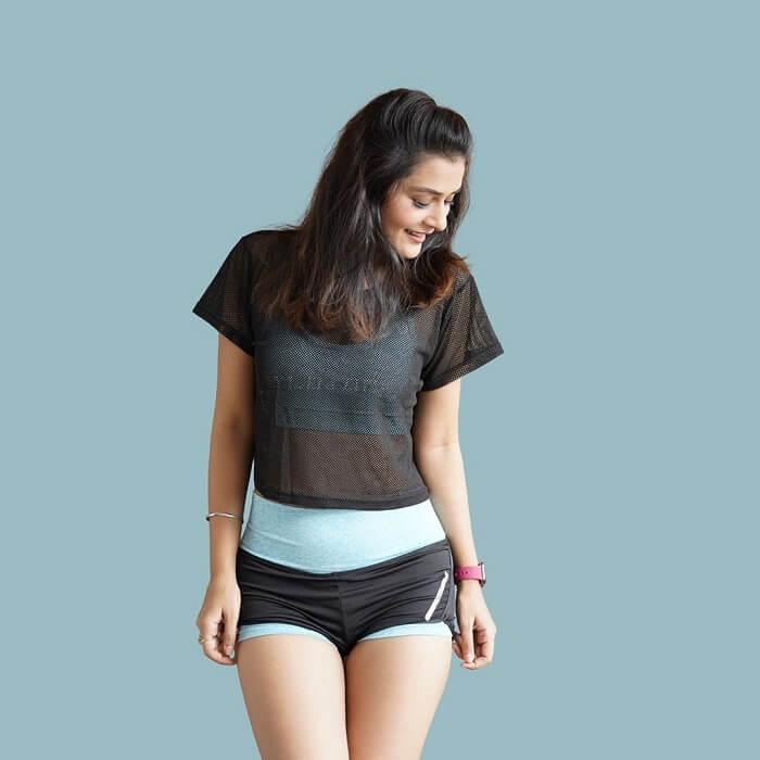 Payal Rajput Hot Photos In Gym Dress