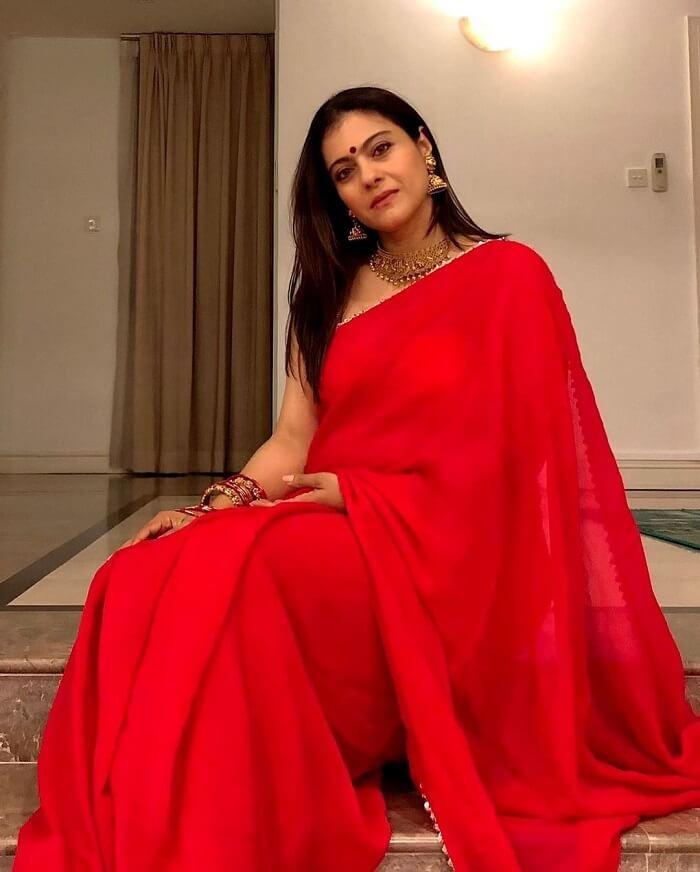 Ajay Devgan Wife Kajol