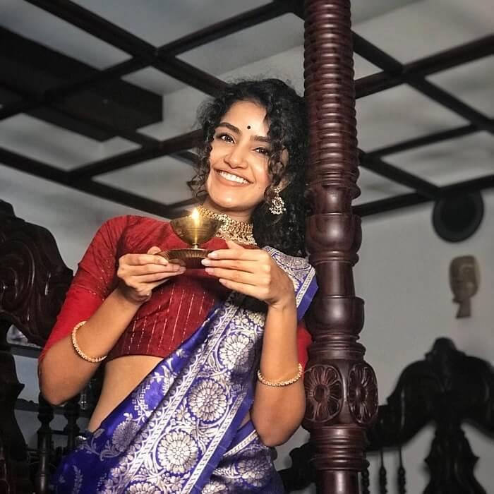 Anupama Parameswaran Stills