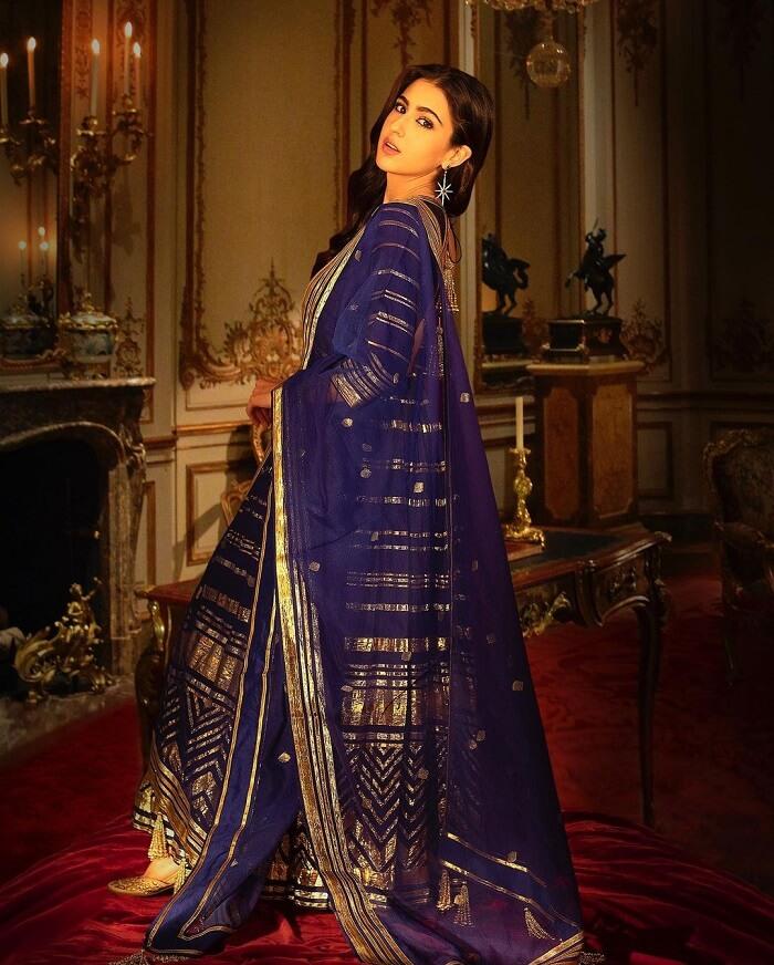 Bollywood Heroine Sara Ali