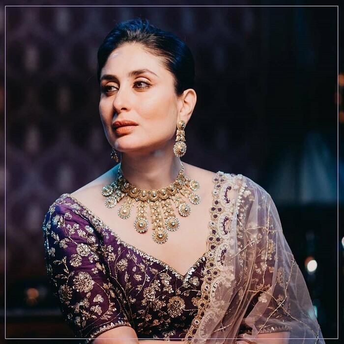 Kareena Kapoor Ethnic Stills