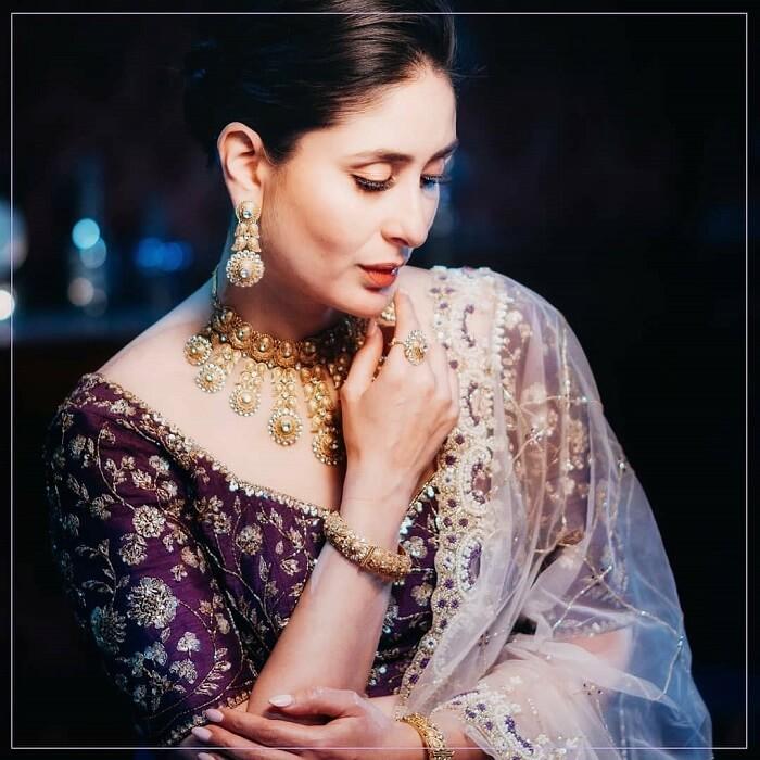 Kareena Kapoor In Designer Dress