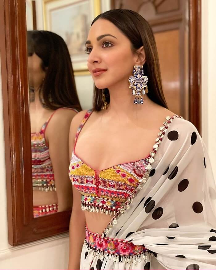 Kiara Advani In Laxmii Bomb Movie