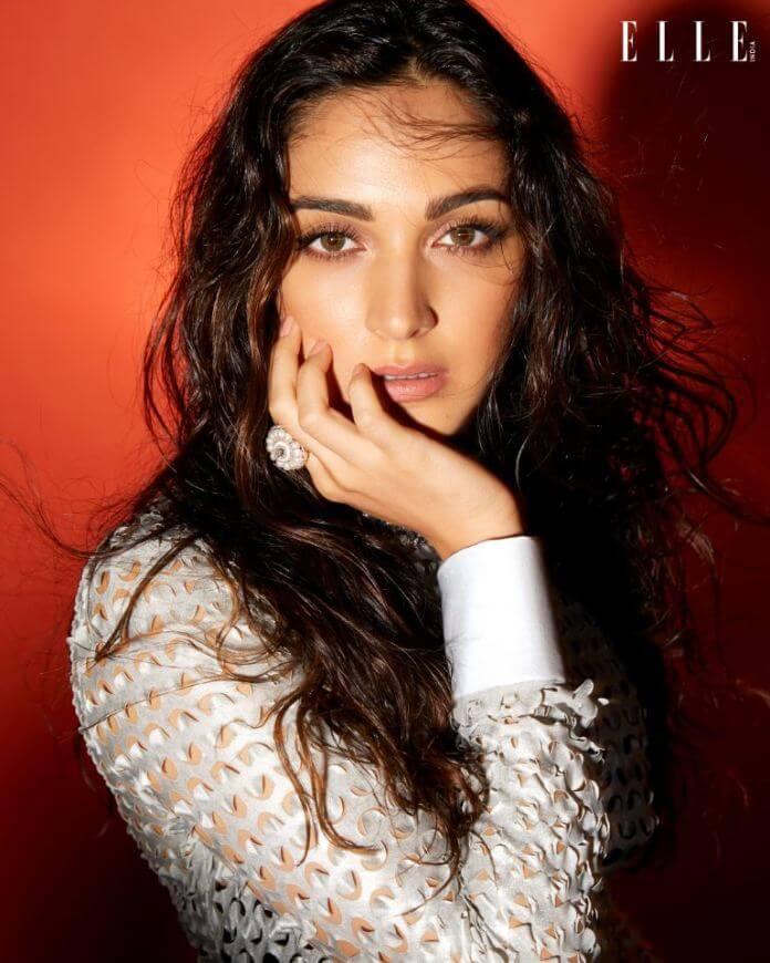 Kiara Advani Elle Magazine