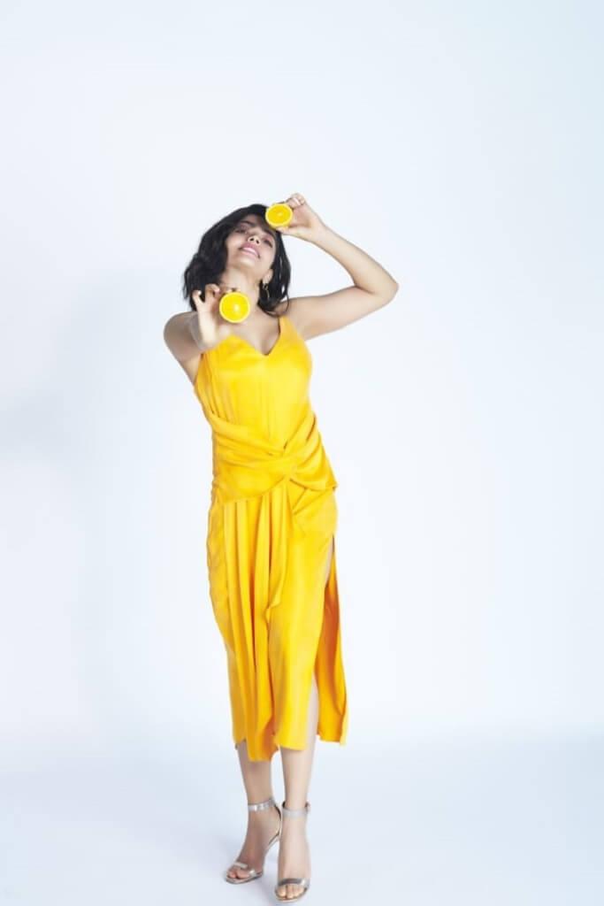 Rashmika Mandanna AD Photoshoot