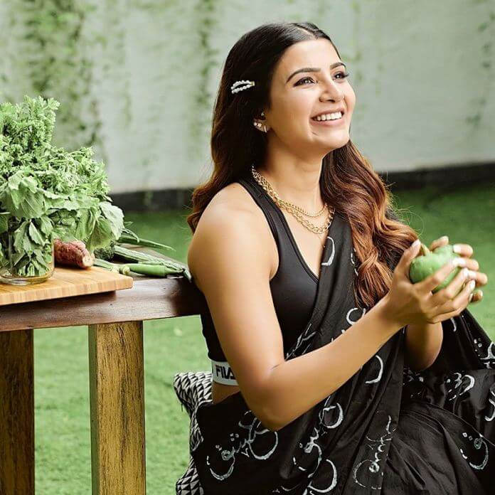 Theri Movie Actress