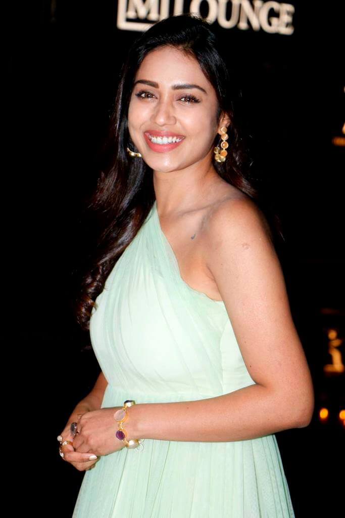 Nivetha Pethuraj At Movie Trailer Launch