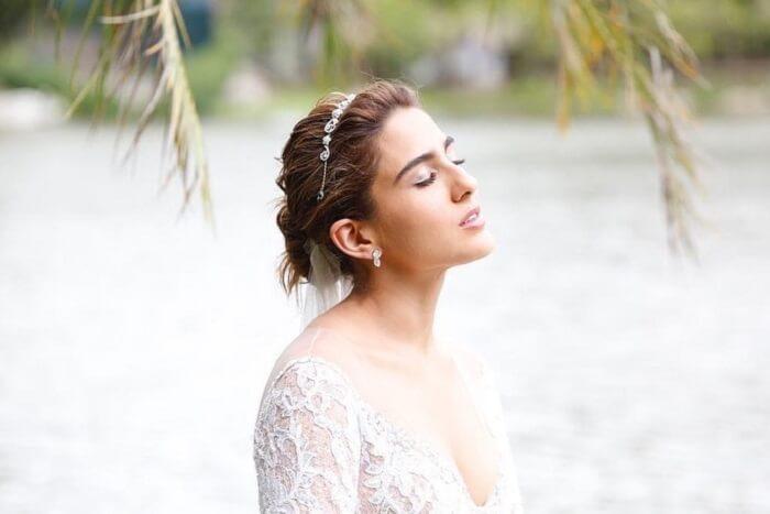 Sara Ali Khan Latest Movie Working Stills
