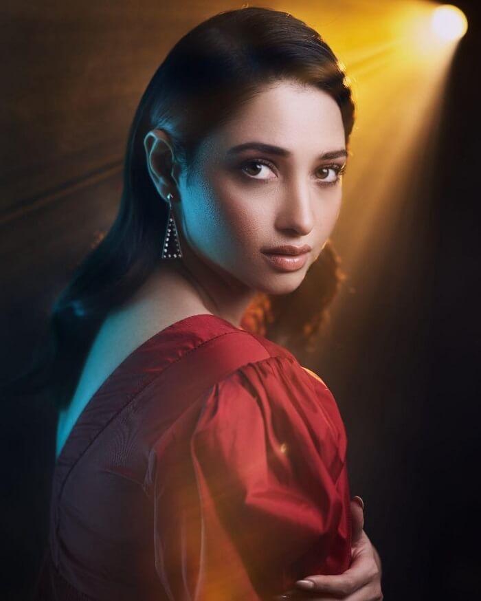 Tamanna Bhatia For OTT Web-Series