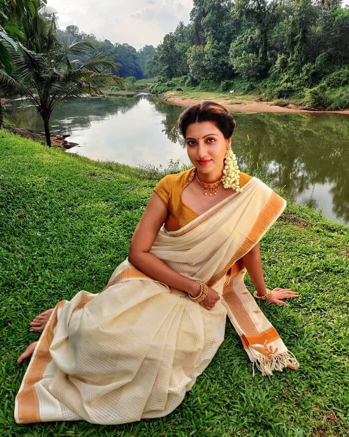 Anumanaspadam Movie Actress