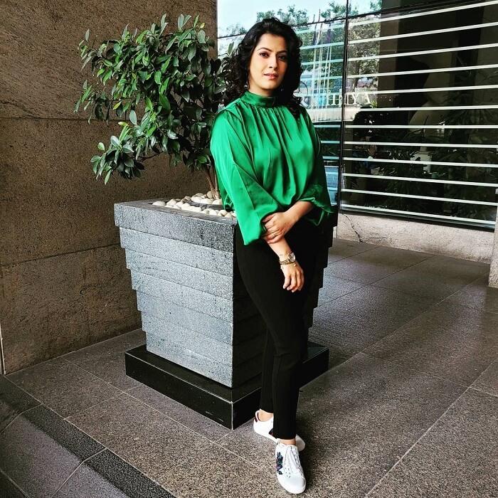 Kanni Raasi Movie Actress