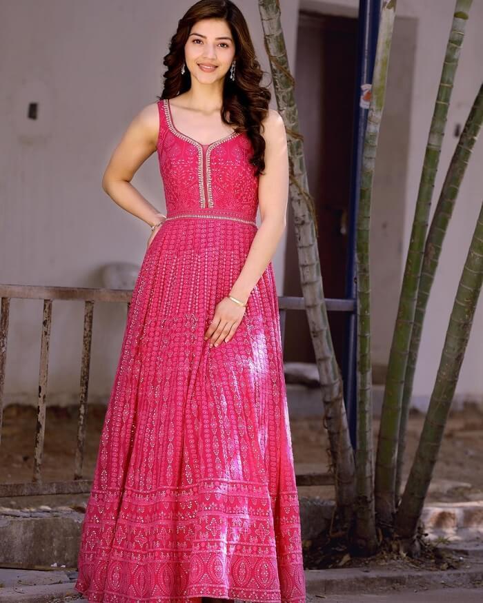 Beautiful Stills Of Actress Mehreen Kaur