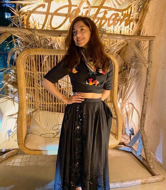 Beautiful Stills Of Actress Mehreen