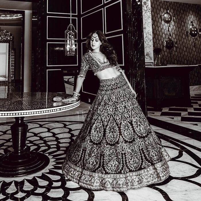 Sara Ali Khan Ethnic Look